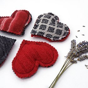 Upcycled Hand Warmers