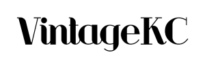 Vintage KC Magazine Logo